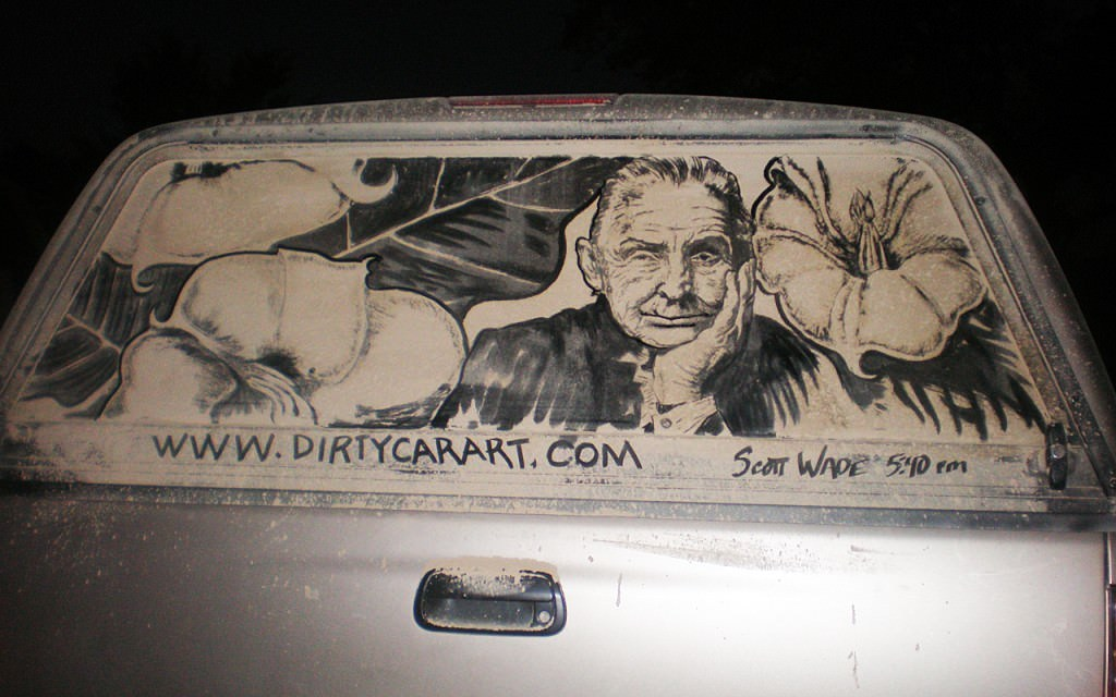 Dirty Car 019