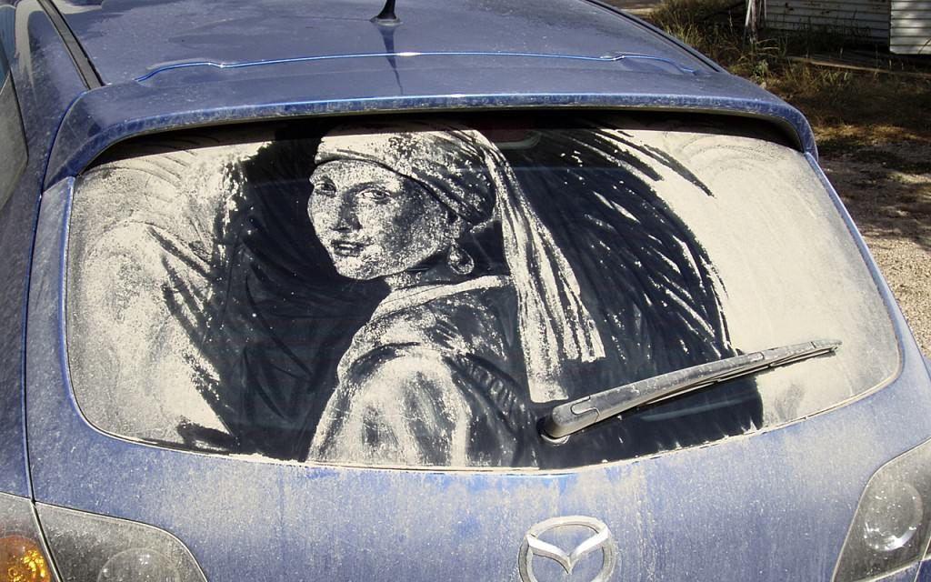 Dirty Car 025