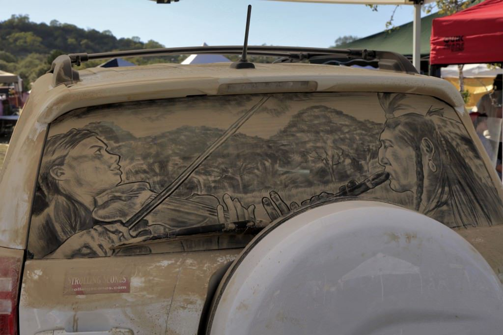 Dirty Car 040