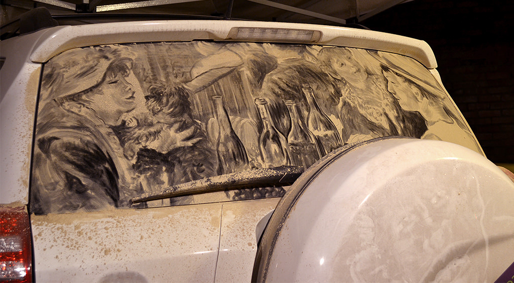 Dirty Car 047