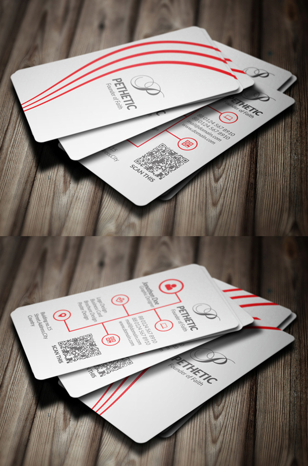 creative card template 797e1
